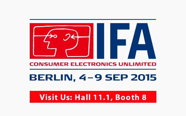 IFA 2015 Consumer Electronics Unlimited