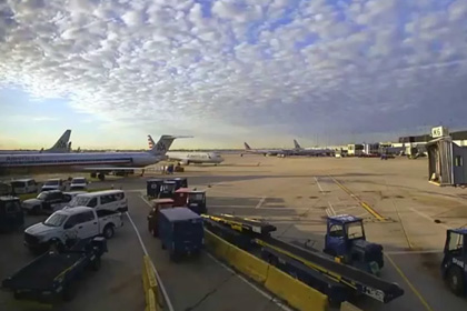 Brinno TLC200 Pro time lapse at the airport