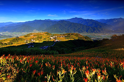 Trip to east coast Hualien and Taitung, Taiwan  (Brinno TLC200Pro)